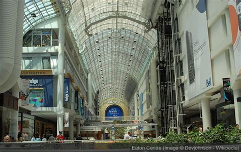 atmosphere eaton centre top 5 activities for a in toronto