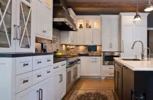 Remodeled Kitchens With White Cabinets remodeled kitchens with white cabinets traditional white painted