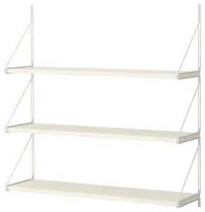 ekby j 228 rpen ekby g 228 ll 246 wall shelf white modern