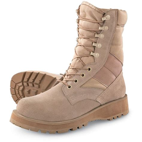 mens jungle boots s style g i jungle boots desert