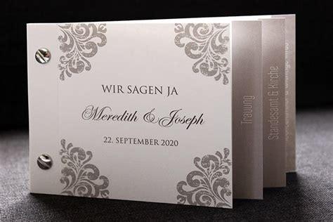Exklusive Hochzeitseinladungen by Exklusive Hochzeitskarten Bildergaleriehochzeitsportal24