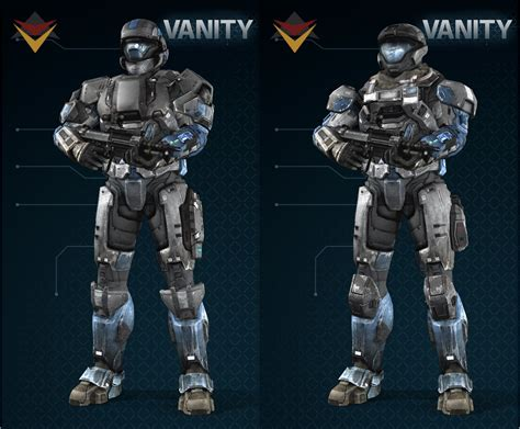 Vanity Armor by Halo Reach Spartan Armor Generator Www Imgkid The