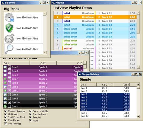 delphi checkbox tutorial custom listview by arne elster from psc cd