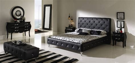 15 Cool Black Bedroom Furniture Sets For Bold Feeling Black Bedroom Furniture Decorating Ideas