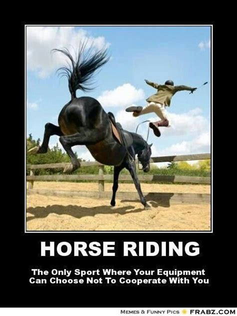 Horse Riding Meme - funny horseback riding quotes quotesgram