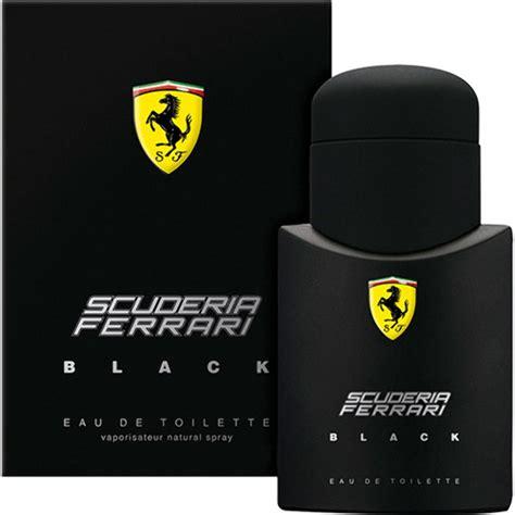Ferrari Perfume by Ferrari Black Masculino De Ferrari Eau De Toilette