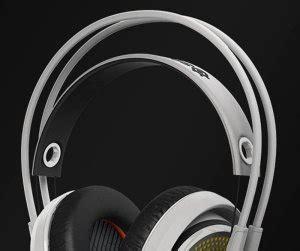 Headshet Steelseries Siberia 350 White steelseries siberia 350 gaming headset white