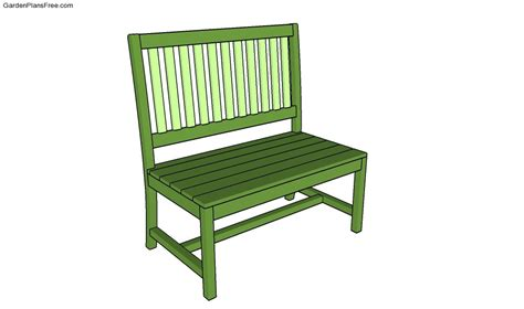 how to build a park bench park bench plans free garden plans how to build garden