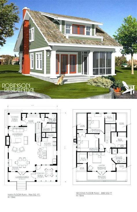 small lake house plans  screened porch lake cottage