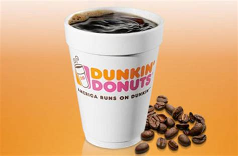 Coffee Dunkin Donut dunkin donuts coffee from tree to cup al bawaba