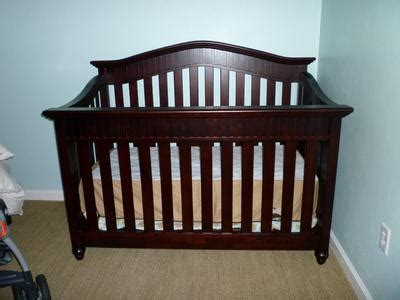 Hamilton Convertible Crib by Babi Italia Hamilton Convertible Crib Chocolate 28