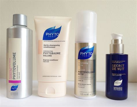 Shoo Phyto phyto hair care products s fix phyto
