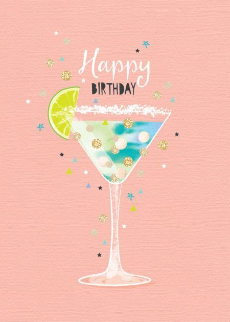 birthday cocktail debbie edwards female birthday contemporary range