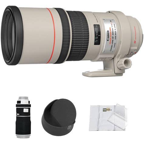 Canon Ef 300mm F 4 0l Is Usm canon ef 300mm f 4 0l is usm af lens with black lenscoat