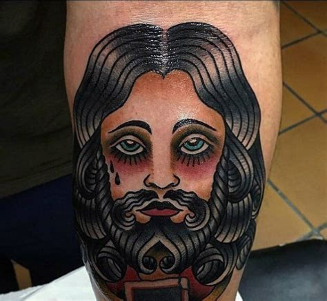 old style tattoos designs 100 jesus tattoos for cool savior ink design ideas