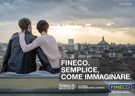 fineco mobile banking fineco bank in adv con quot semplice come immaginare quot engage it