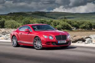 2015 Bentley Continental Gt Speed 2015 Bentley Continental Gt Speed Fastest Production Model Yet