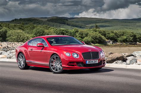 bentley coupe red 2016 bentley continental gt speed red color hd images