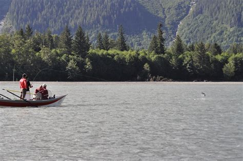 drift boat guides salmon river fishing reports for the skeena river kitimat river nass
