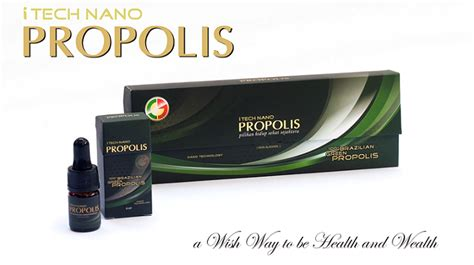 itech nano propolis mengapa harus memilih propolis itech