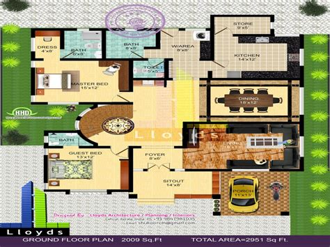 3d view with plan kerala home design and floor plans bedroom bungalow floor plan and 3d view kerala home design