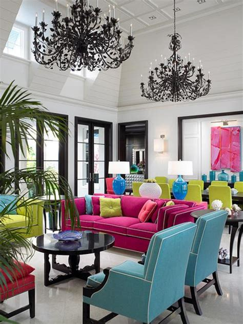 colorful interior 22 creative ways to add color to modern interior design
