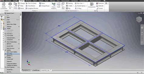 design frame inventor frame generator frame design reviews