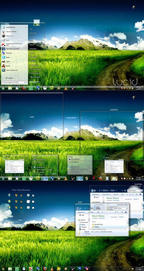 themes maker for windows 7 lucid for windows 7