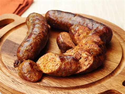 Handmade Sausage - chorizo sausage food so mall