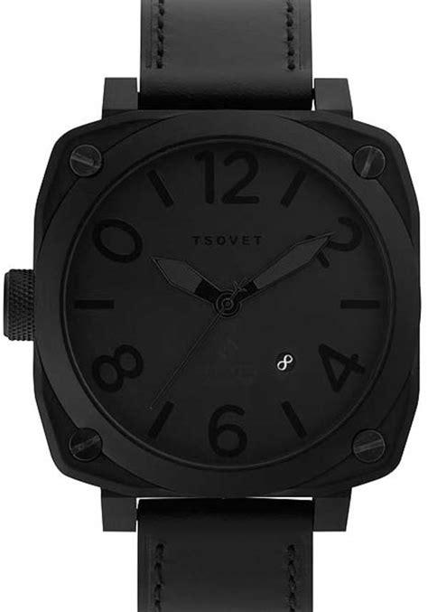 Watches Igear Black tsovet all black thegearpost