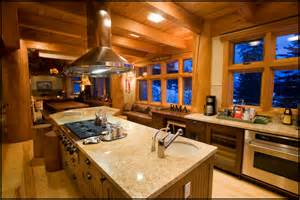 How To Build A Kitchen Island With Seating Ski House Of The Day Ultimate Ski House At Red Mountain
