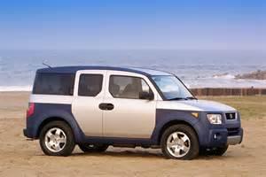 03 Honda Element 2003 Honda Element Ex Fuel Infection