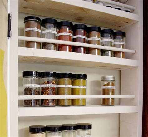 Build Spice Rack by Diy Spice Rack Diy