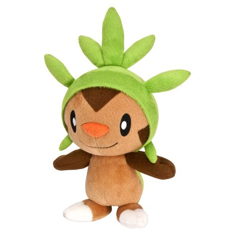this is plush plush toys 8 inch chespin at toystop