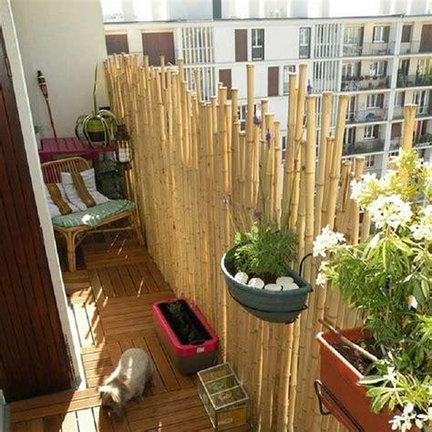 natürlicher sichtschutz im garten nat 195 188 rlicher sichtschutz balkon home interior