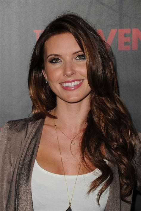Audrina Patridge Gets A New by Audrina Patridge Photos Photos Special Screening Of