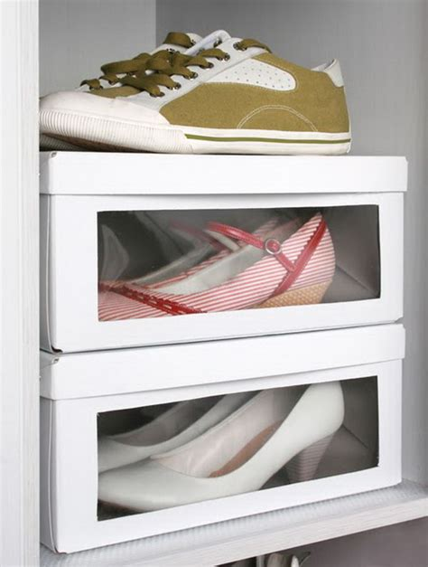 shoe box diy diy ideas with recycled shoe box hative