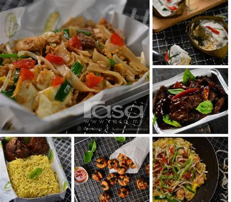 makanan gerai popular  thailand rasa sedap
