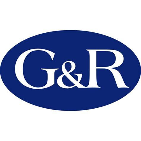 G&R (@GandRllc)   Twitter G R Logo