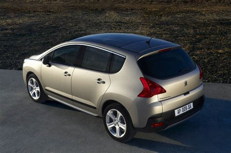 peugeot crossover autoples car peugeot 3008 crossover variants 2011