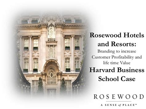Harvard 1953 Mba by Rosewood Hotels And Resort