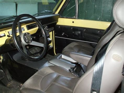 Scout Interiors by Not Smart To Sell 1979 International Scout Ii Bring A