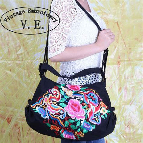 Handmade Embroidered Bags - new national trend ethnic embroidery bag embroidered