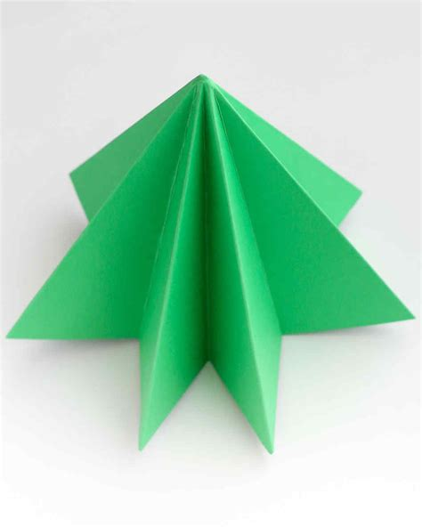 Origami Tree Step By Step - origami trees