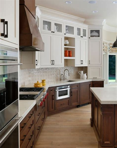 two tone kitchen cabinets wood best 25 two toned cabinets ideas on two tone cabinets painted kitchen cabinets and