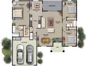 Floor Plans With Photos - house floor plan design simple floor plans open house