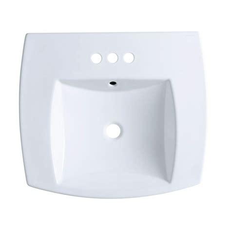What Is A Self Sink by Kohler Kelston Drop In Vitreous China Bathroom Sink In