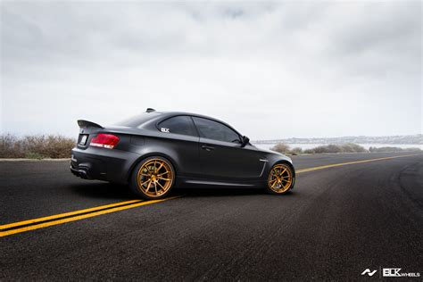custom black bmw matte black bmw 1m conversion by activfilms tv