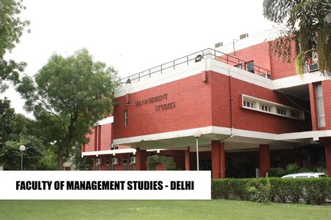 Mba Colleges In Delhi by Top 10 Management Colleges In Delhi Top 10 Mba Colleges