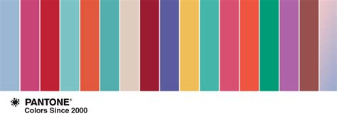 color company 34 company logos inspired by pantone s colors of the year
